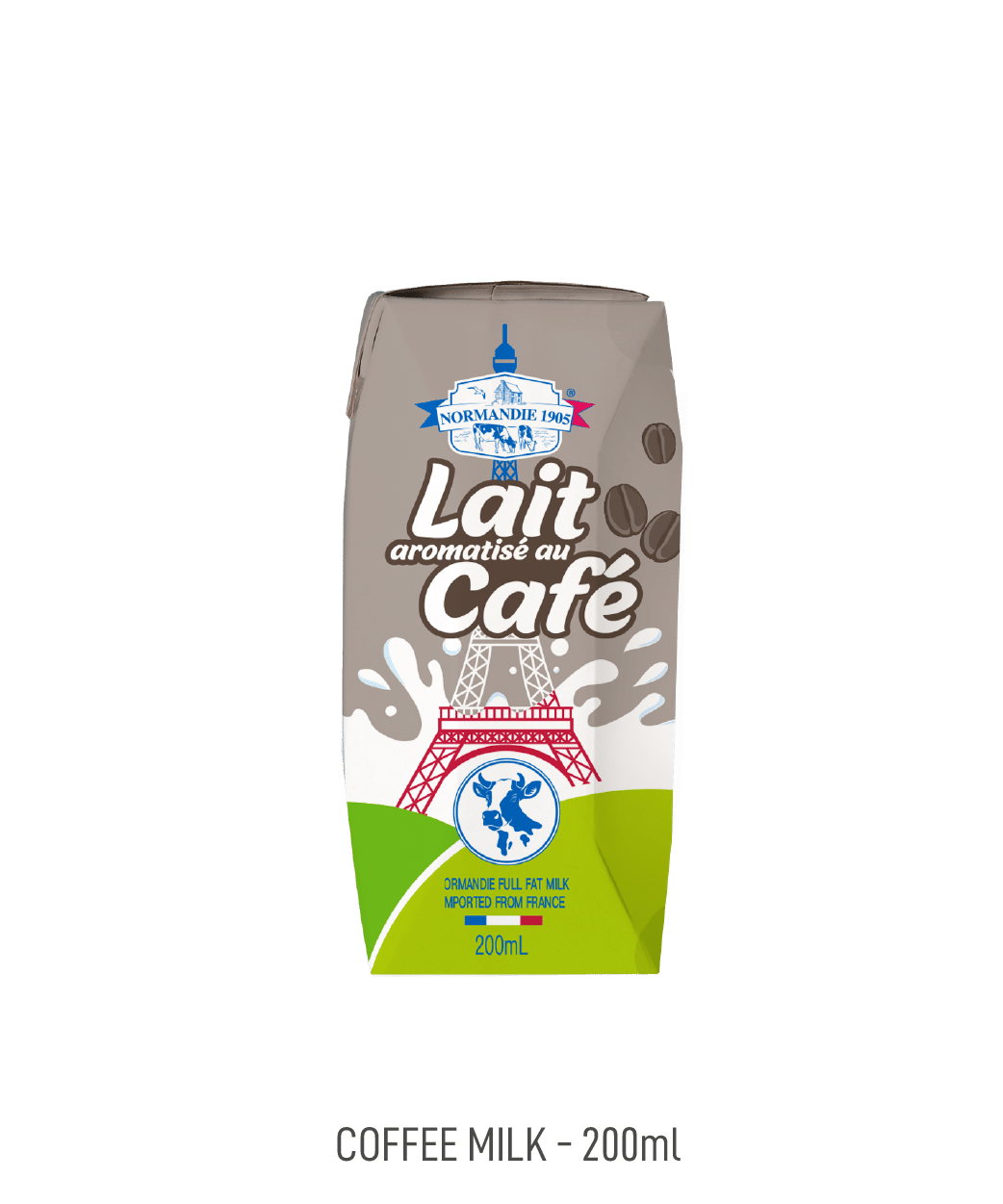 Lait au café Normandie 1905 200ml