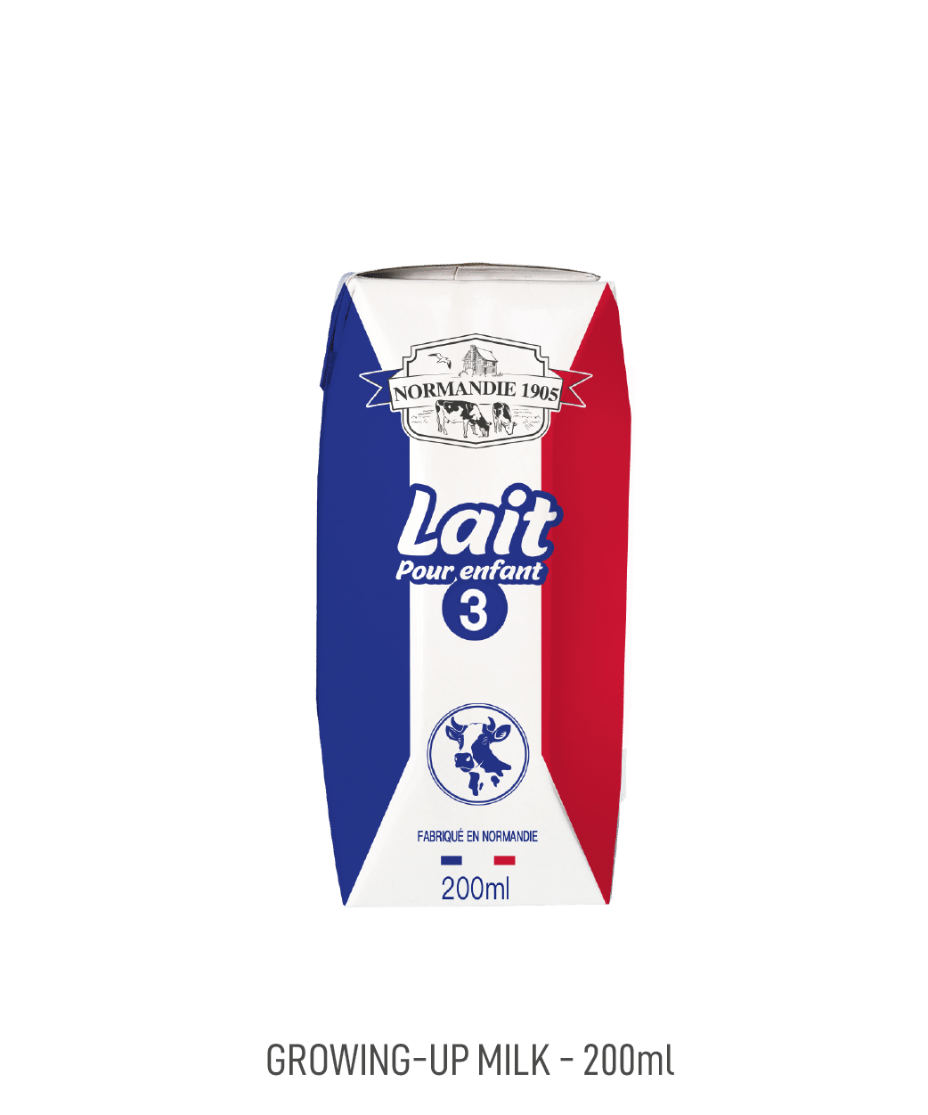 Lait infantile step 3 Normandie 1905 200ml