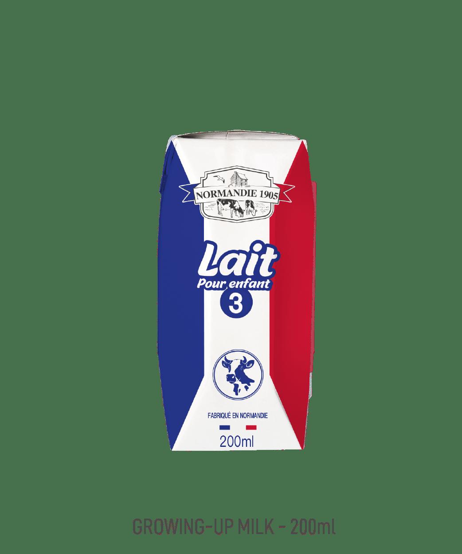 Lait infantile step 3 Normandie 1905 200ml