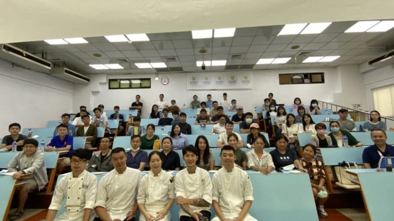 Culinary show in Tapei !